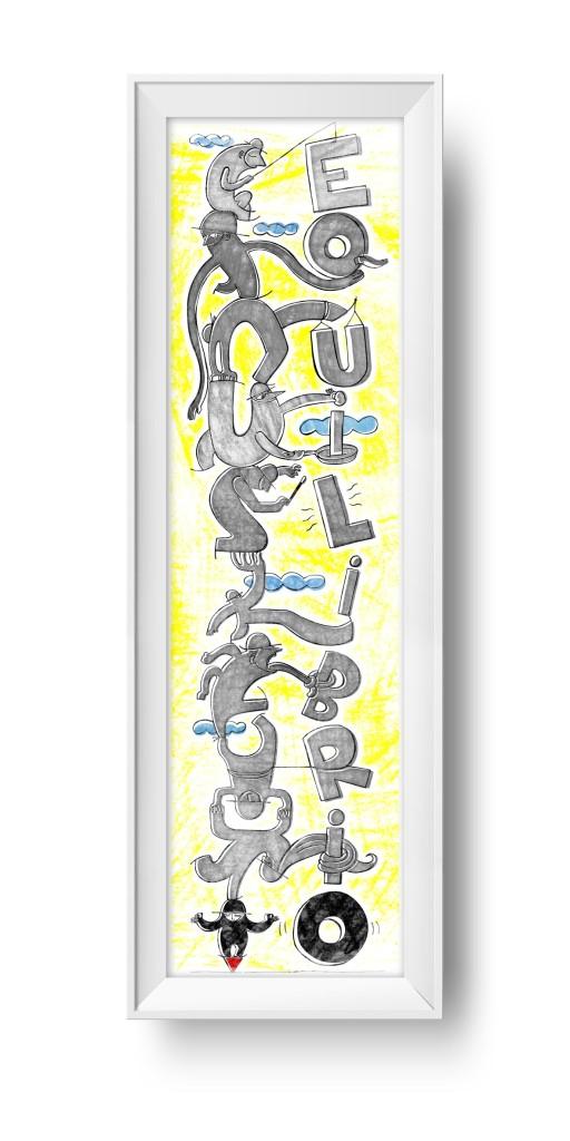Ilustracion Equlibrio