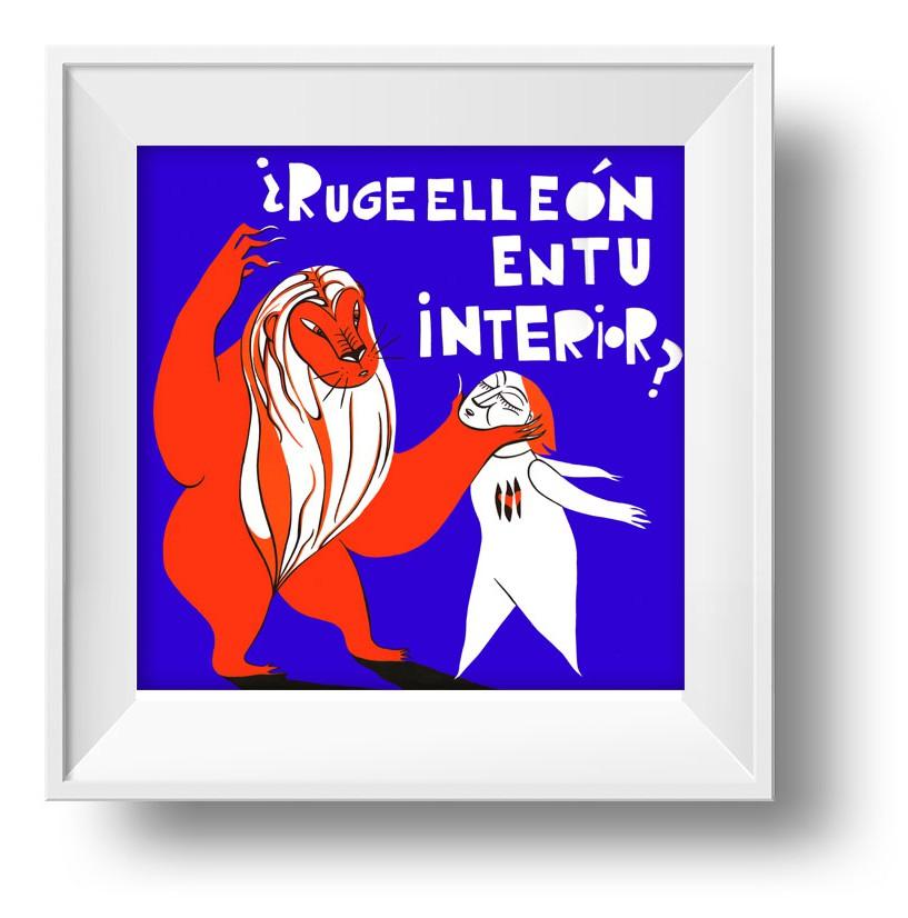 Ilustracion Ruge