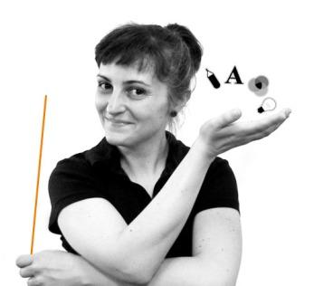 Sandra Villa diseñadora e ilustradora gráfica