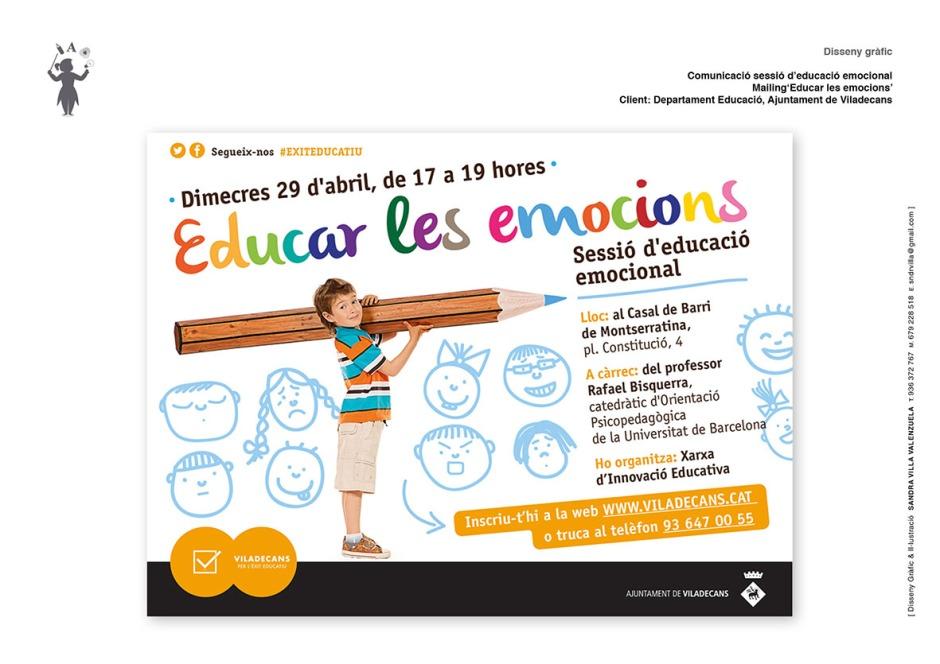 Banner educar les emocions