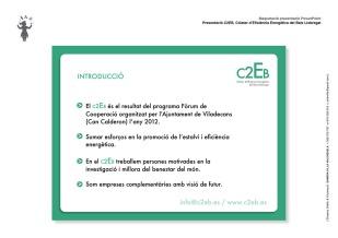 Presentacio C2EB-13
